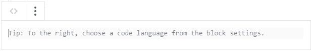 SyntaxHighlighter Code ブロックにソースコード記述